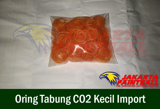 Oring Tabung CO2 Kecil Import