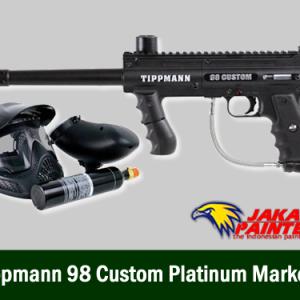 Tippmann 98 Custom Platinum Marker Power Pack