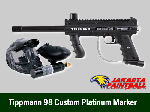 Tippmann 98 Custom Platinum Marker Power Pack