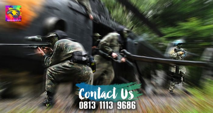 paket sewa paintball
