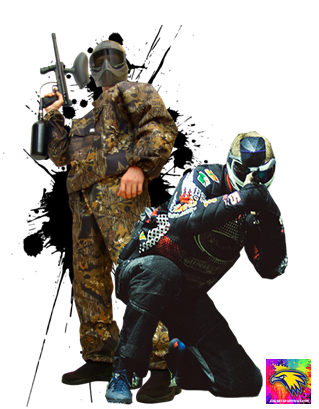 sewa paintball