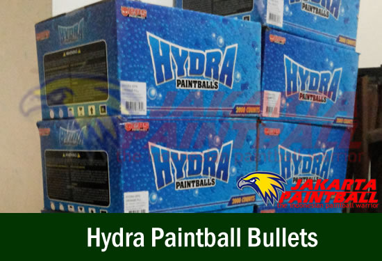 Hydra Paintball Bullets