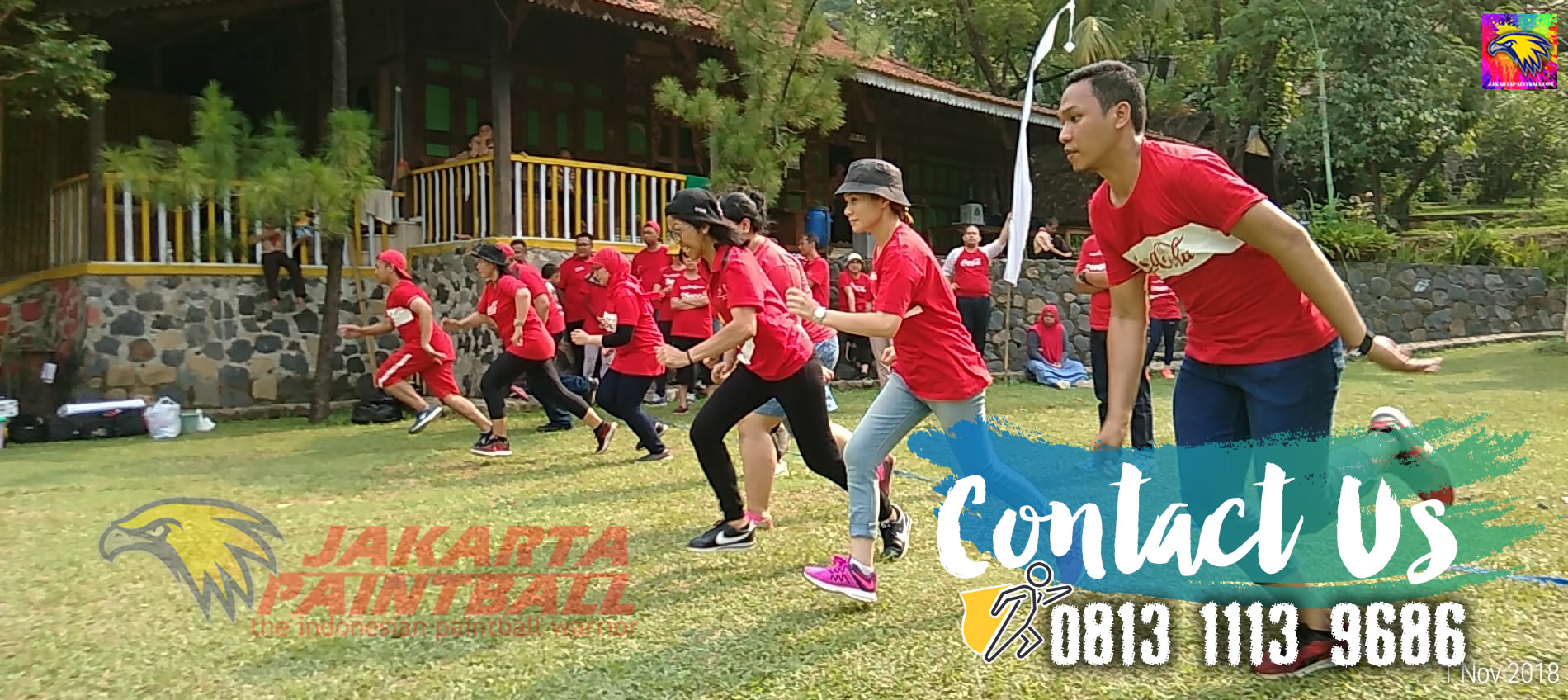 outbound team challange