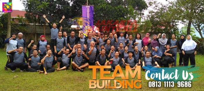 outbound training - team building
