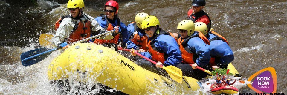 banner rafting